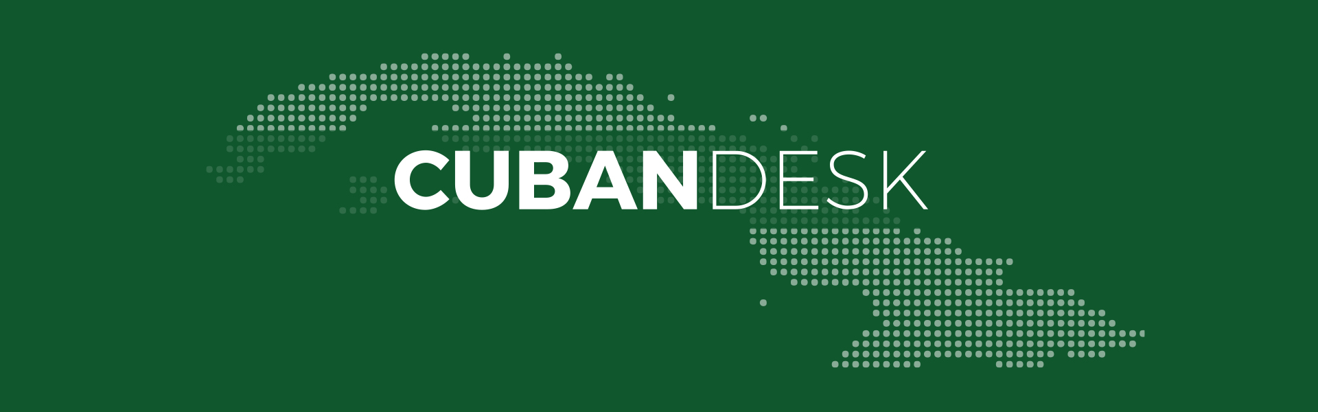 Cuban Desk